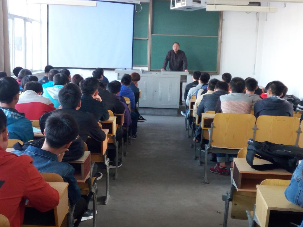 2015级采矿工程专业分方向指导讲座